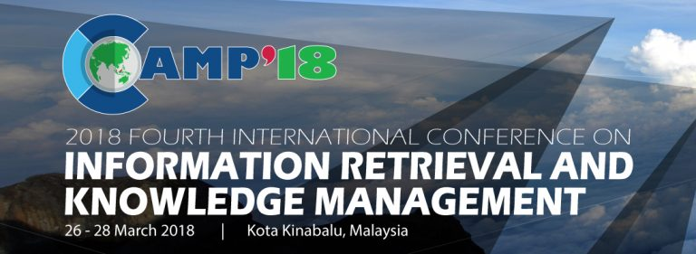 Keynote at Fourth International Conference on Information Retrieval and Knowledge Management